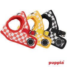 Puppia | Grand Prix Jacket Harness - B - The Gorgeous Pet Boutique UK