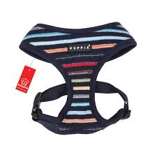Puppia Watercolour Harness - A - The Gorgeous Pet Boutique UK