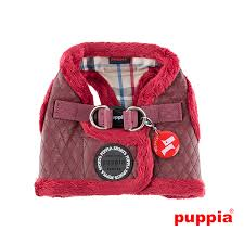 Puppia | Farren Jacket Harness - B - The Gorgeous Pet Boutique UK