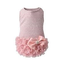 Puppy Angel | Luxury Frilled Dog Dress - The Gorgeous Pet Boutique UK