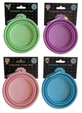 Pet London | Collapsible Travel Bowl - The Gorgeous Pet Boutique UK