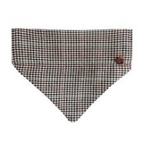 Top Pooch | Country Houndstooth Dog Bandana - The Gorgeous Pet Boutique UK