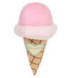 Pet London | Ice Cream Plush Dog Toy - The Gorgeous Pet Boutique UK