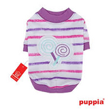 Puppia | Lollipop Dog T-Shirt - The Gorgeous Pet Boutique UK