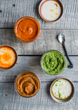 2/20 Cooking Class: Building Flavor When Cooking, Part 2 (Focus: Sauces & Dressings)
