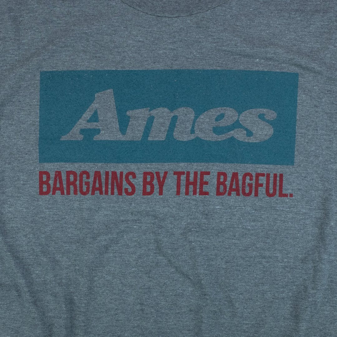 Ames T-Shirt Graphic Gray