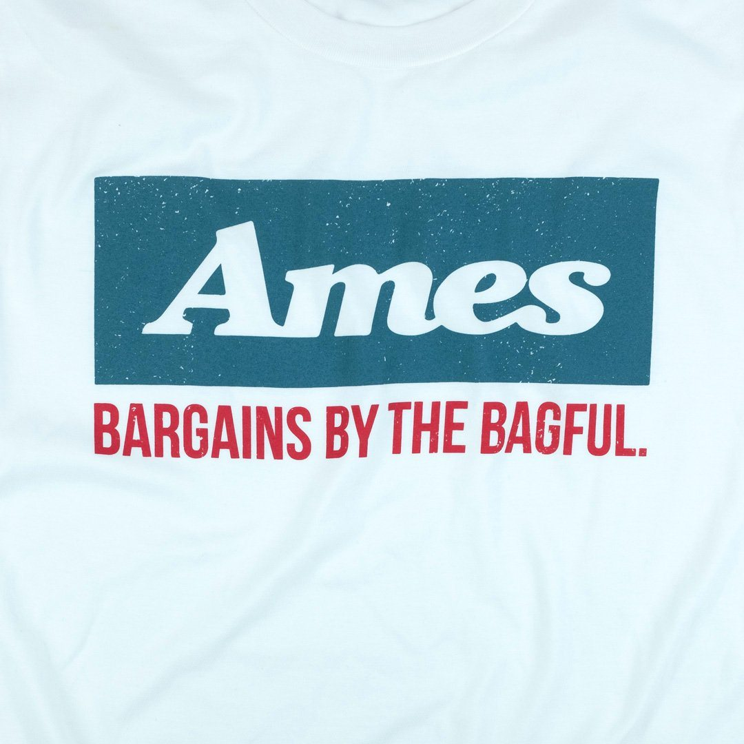 Ames T-Shirt Graphic White