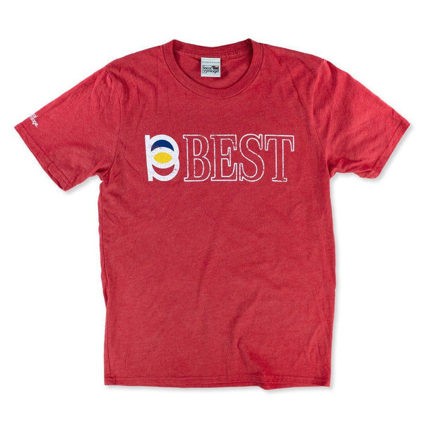 Best Products T-Shirt Front Red