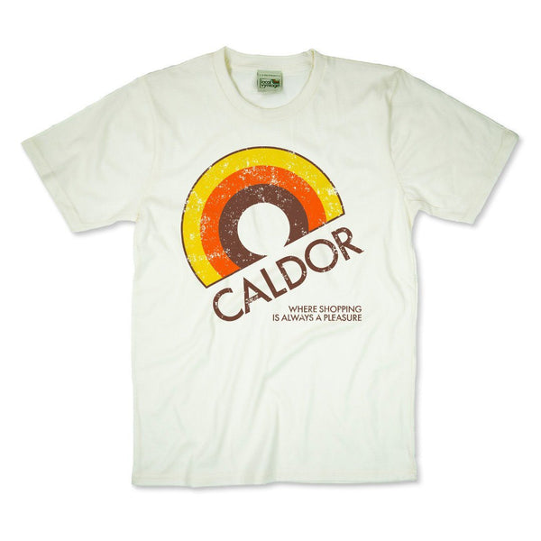 Caldor T-Shirt Front Off-White