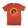 Caldor T-Shirt Front Orange