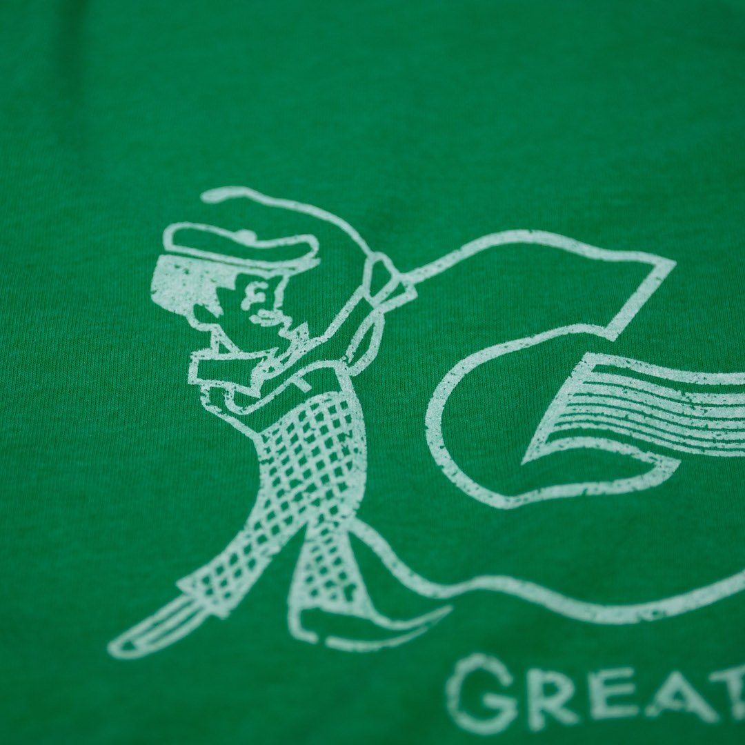 GHO Greater Hartford Open T-Shirt Golfer Green