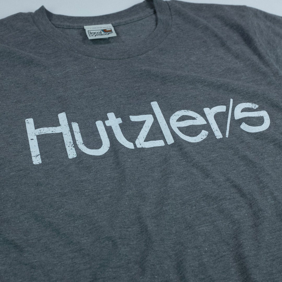 Hutzler's Baltimore T-Shirt Detail Gray