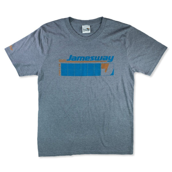 Jamesway T-Shirt Front Gray