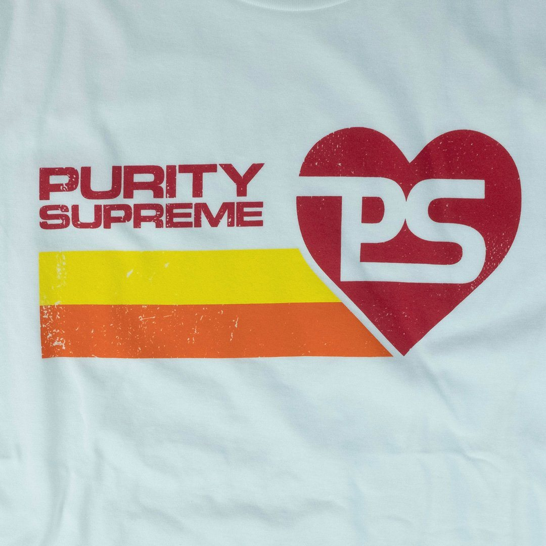 Purity Supreme T-Shirt Graphic White