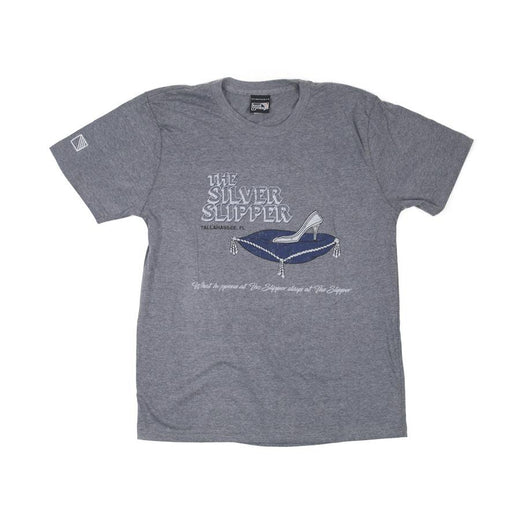 Silver Slipper Tallahassee T-Shirt Gray Men's
