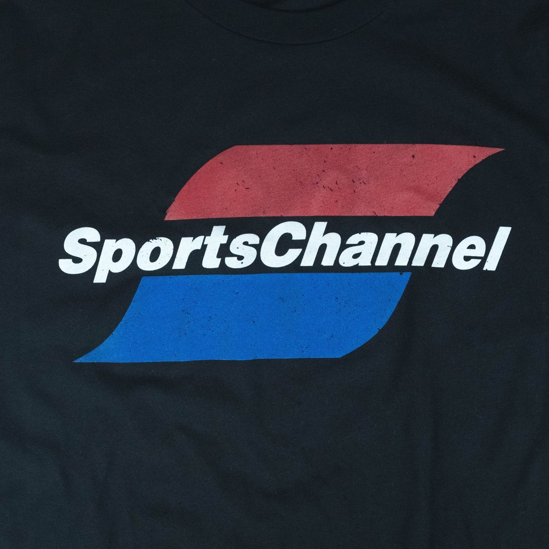 SportsChannel T-Shirt Graphic Black