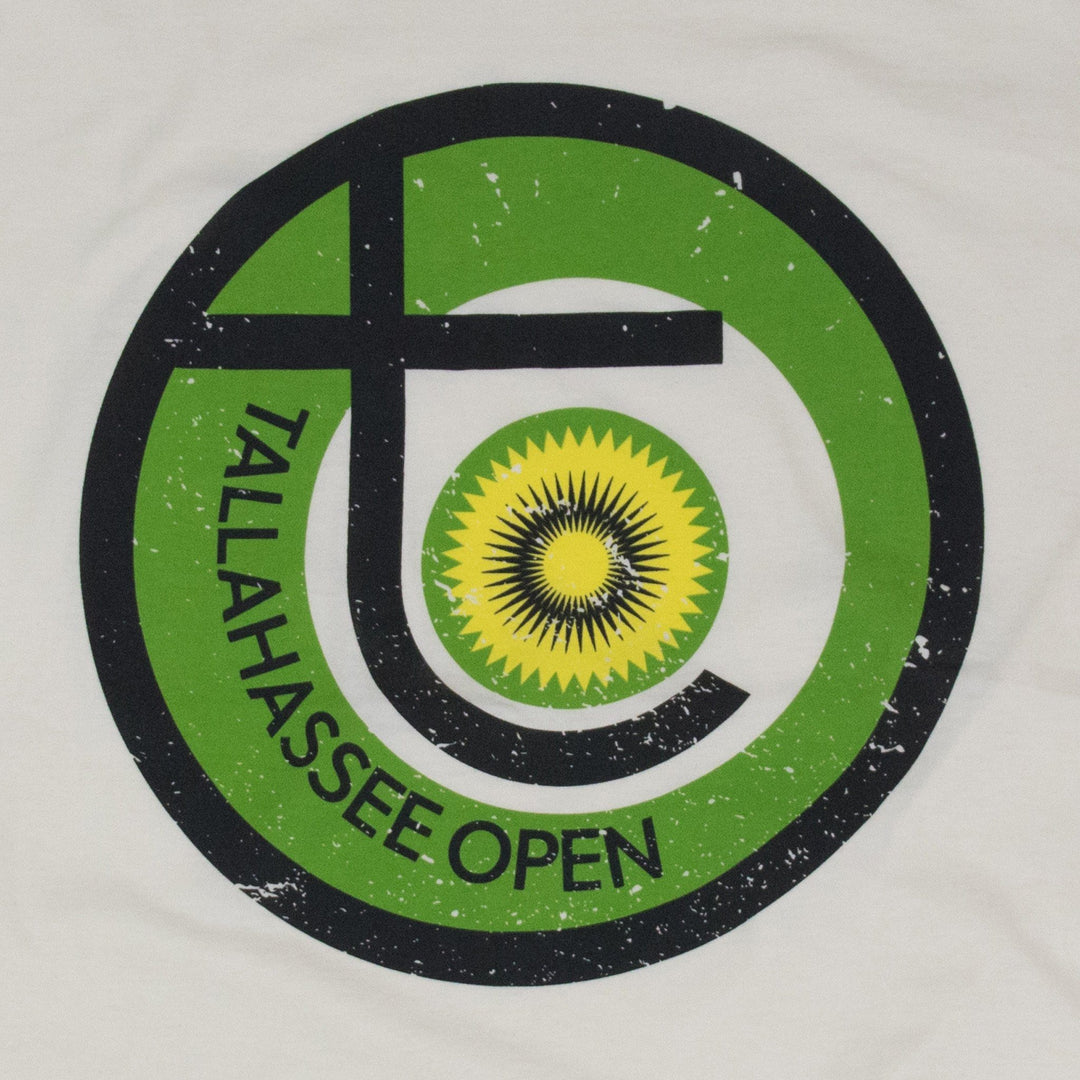 Tallahassee Open T-Shirt Graphic Off-White