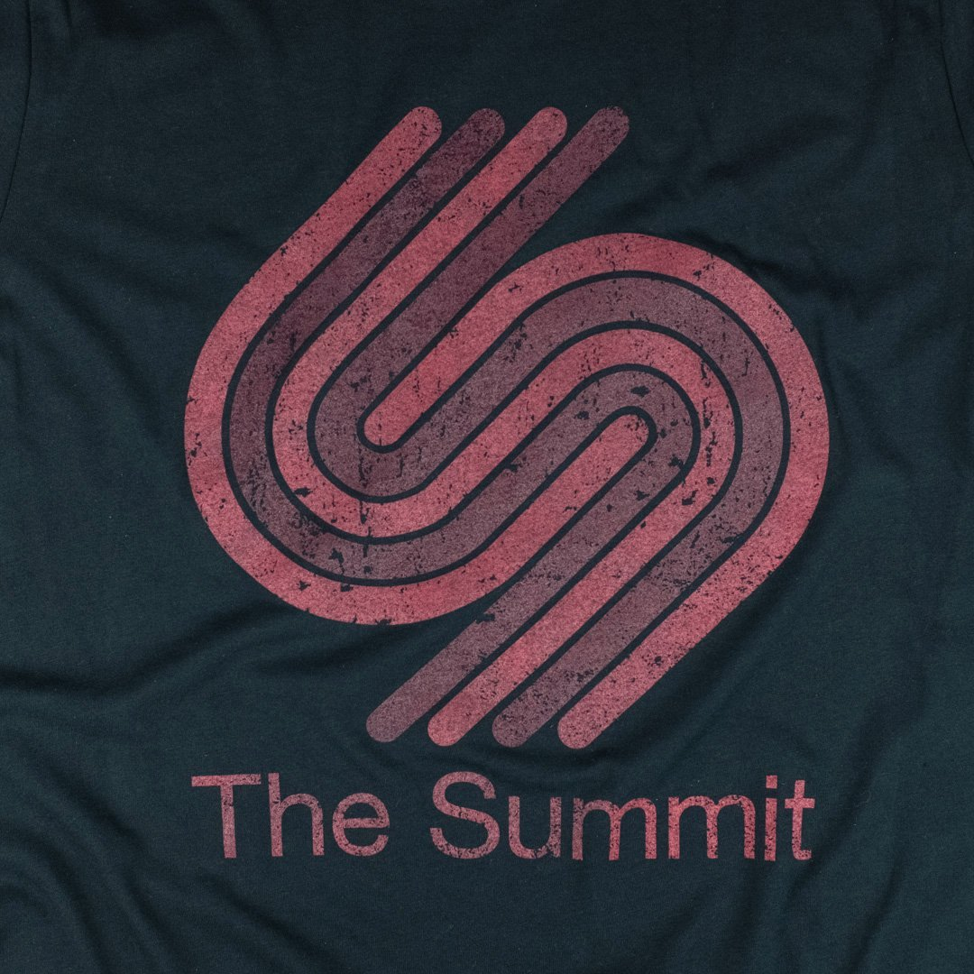 The Summit Houston T-Shirt Graphic Black
