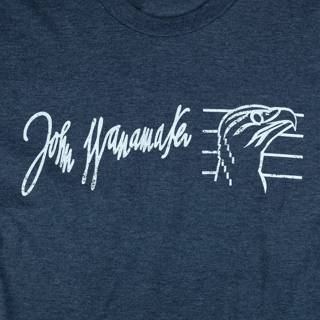 Wanamaker's T-Shirt Graphic Dark Blue