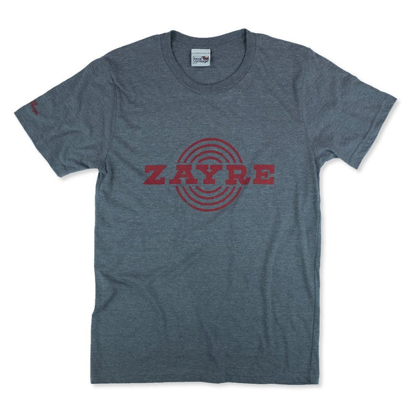 Zayre Vintage T-Shirt Front Gray
