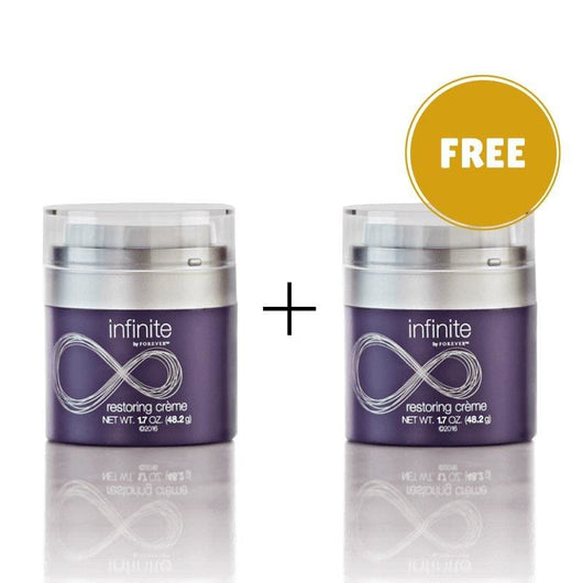 Buy Infinite Restoring Creme and Get One Free
