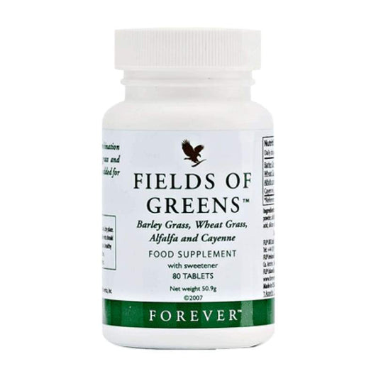 Fields of Greens (80 tablets)
