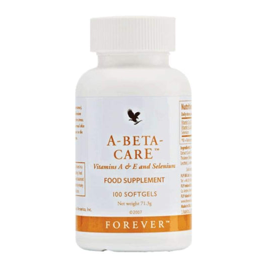 Forever A-Beta-CarE (100 softgel capsules)