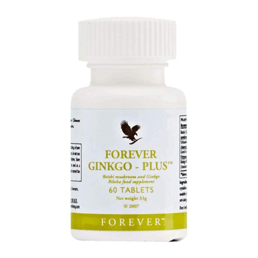 Forever Ginkgo Plus (60 tablets)