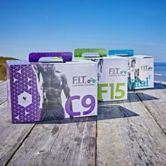 Forever Living FIT Programme - Clean 9 (C9 Detox) and F15