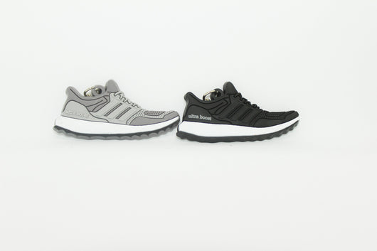 info for 337ec c014f Adidas Ultra Boost Keychain - White Sole Pack