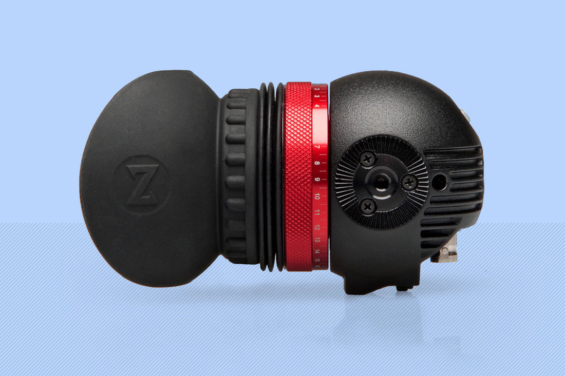 All New Zacuto Gratical Eye EVF