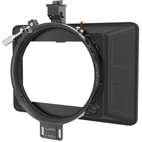 Clash 138 Matte Box c/w 138 Linear True-Pol