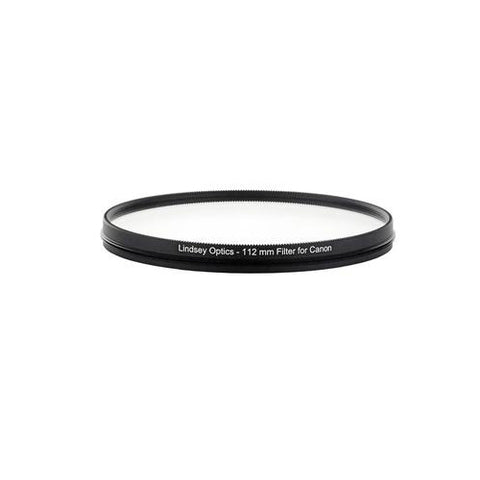 Canon 112mm Lindsey Optics Clear Filters