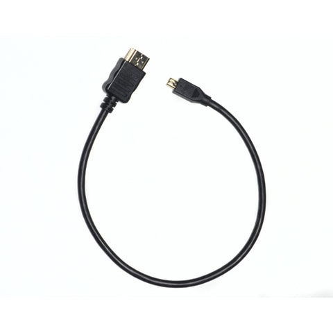 Thin Micro - Standard HDMI Cable 12-Inch