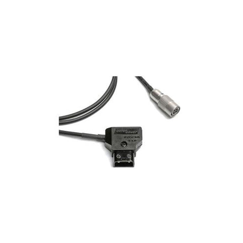 Small HD P-Tap - Hirose 4 power cable 24""