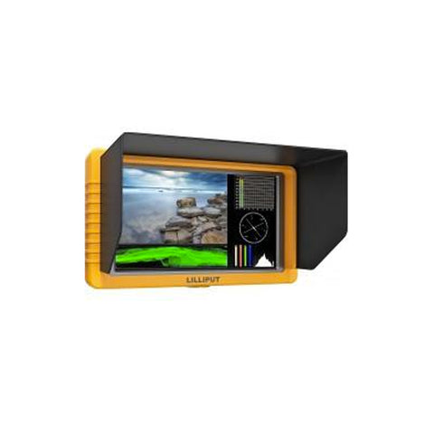 "Lilliput Q5 - 5"" FULL HD SDI/HDMI MONITOR"