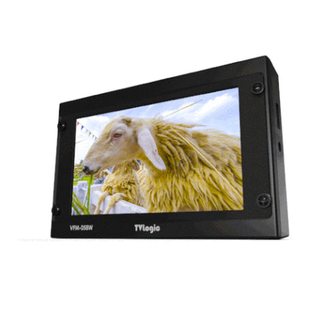 "TV LOGIC 5.5"" Full HD On-Camera Monitor"