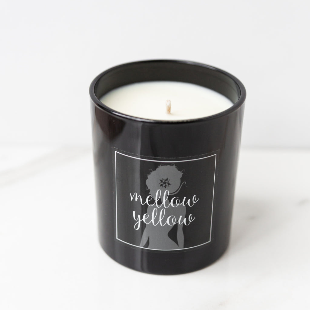 Mellow Yellow Soy Candle