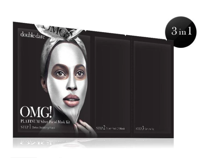 OMG! Platinum Masks