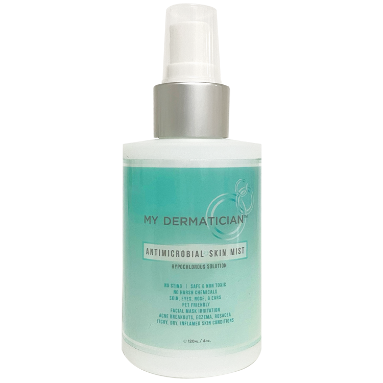 Antimicrobial Skin Mist