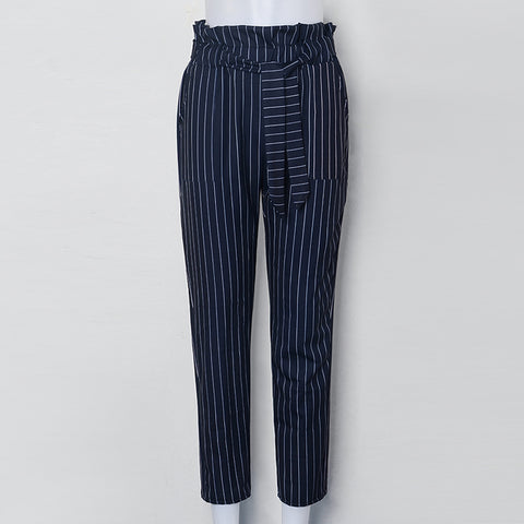Alexis Striped Pants