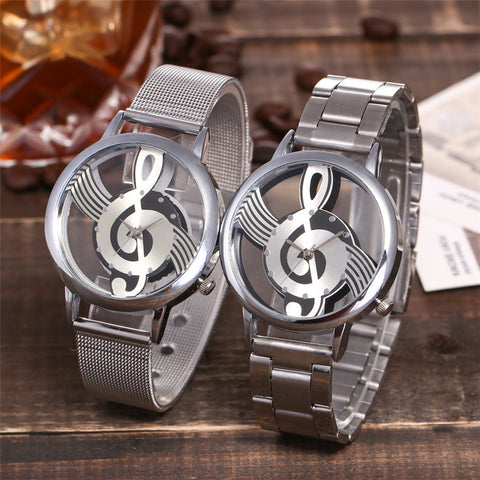 Treble Clef Watch