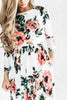 Image of Gloria Floral Maxi Dress