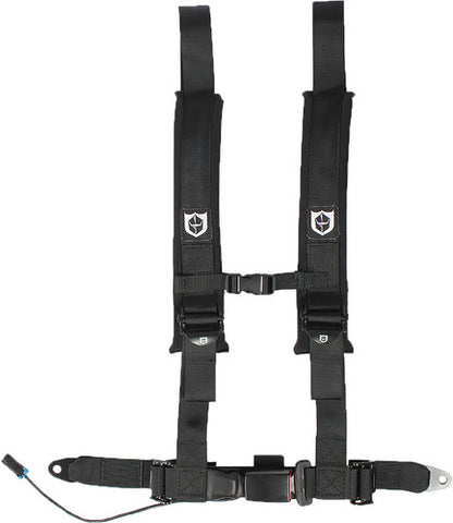Pro Armour 2 in Auto Latch Harness