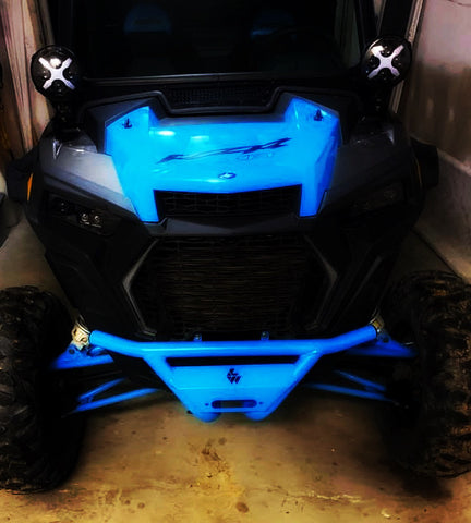 2019-2020 POLARIS RACE STYLE WINCH BUMPER