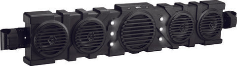 "BOSS AUDIO  REFLEX 5-SPEAKER 40"" BLUETOOTH"