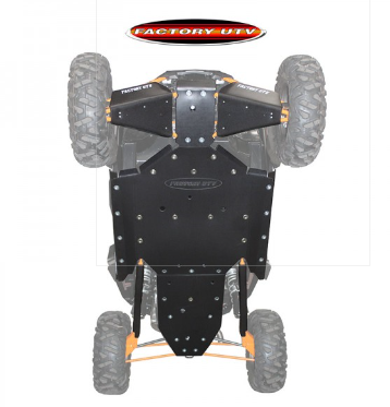 Polaris RZR XP Turbo Ultimate Half Inch UHMW Package