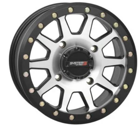System 3 Off-Road SB-3 Beadlock Wheels