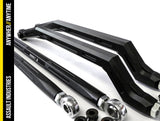 Assault Industries High Clearance Radius Rods (Fits: Polaris RZR XP 1000)