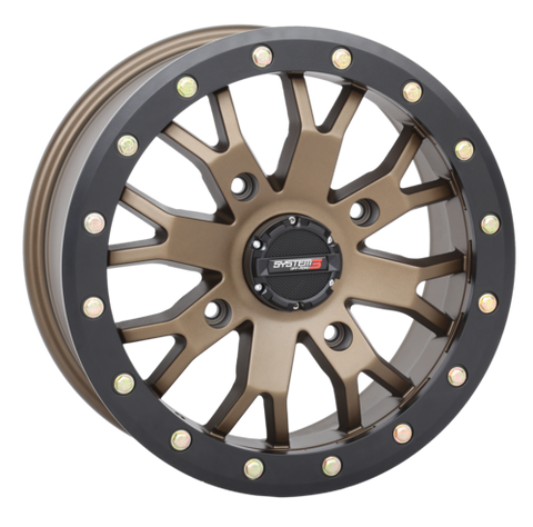 System 3 Off-Road SB 4 Beadlock Wheels